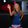 Carmen Electra Hosts the '21 & Over' Blu-Ray and DVD Release Party at HAZE Nightclub Las Vegas