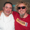 Sammy Hagar Tiki Party with Emeril Lagasse at The Venetian Las Vegas