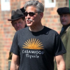#spotted George Clooney showing his support of Casamigos Tequila