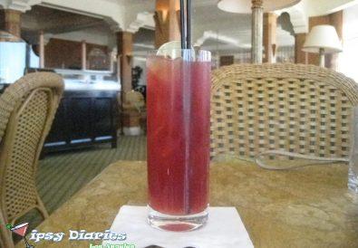 Red Passion Margarita