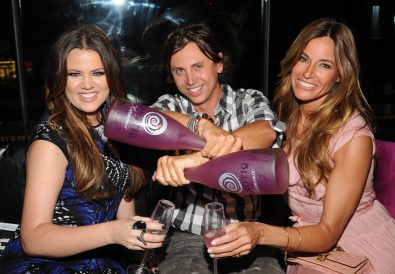 Khloe Kardashian Launches The New Designer Liqueur, HPNOTIQ Harmonie