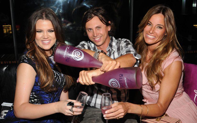 Khloe Kardashian Launches The New Designer Liqueur, HPNOTIQ Harmonie