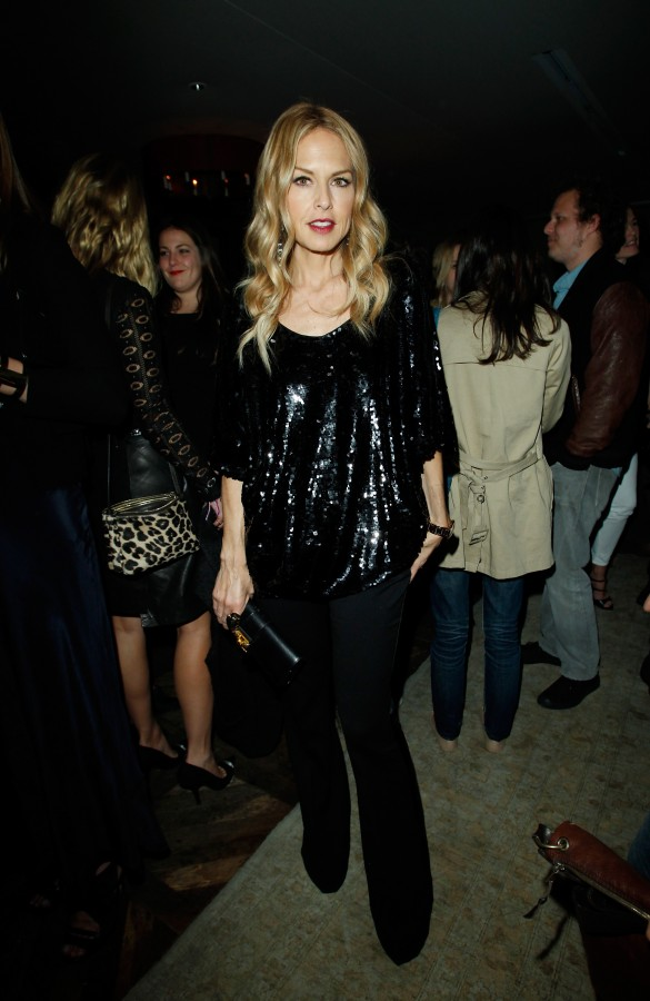 Rachel Zoe at Soho House on November 10, 2011 in West Hollywood, California.