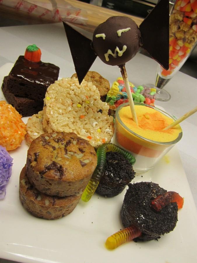 Jw marriott la live celebrates halloween with sweet treats - Jw marriott la live room service menu ...