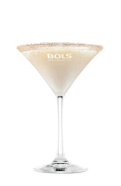 Bols Creme Brulee Martini