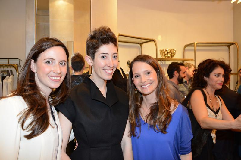 Lauren Schuker Blum, Hilary Angelo & Rebecca Dana
