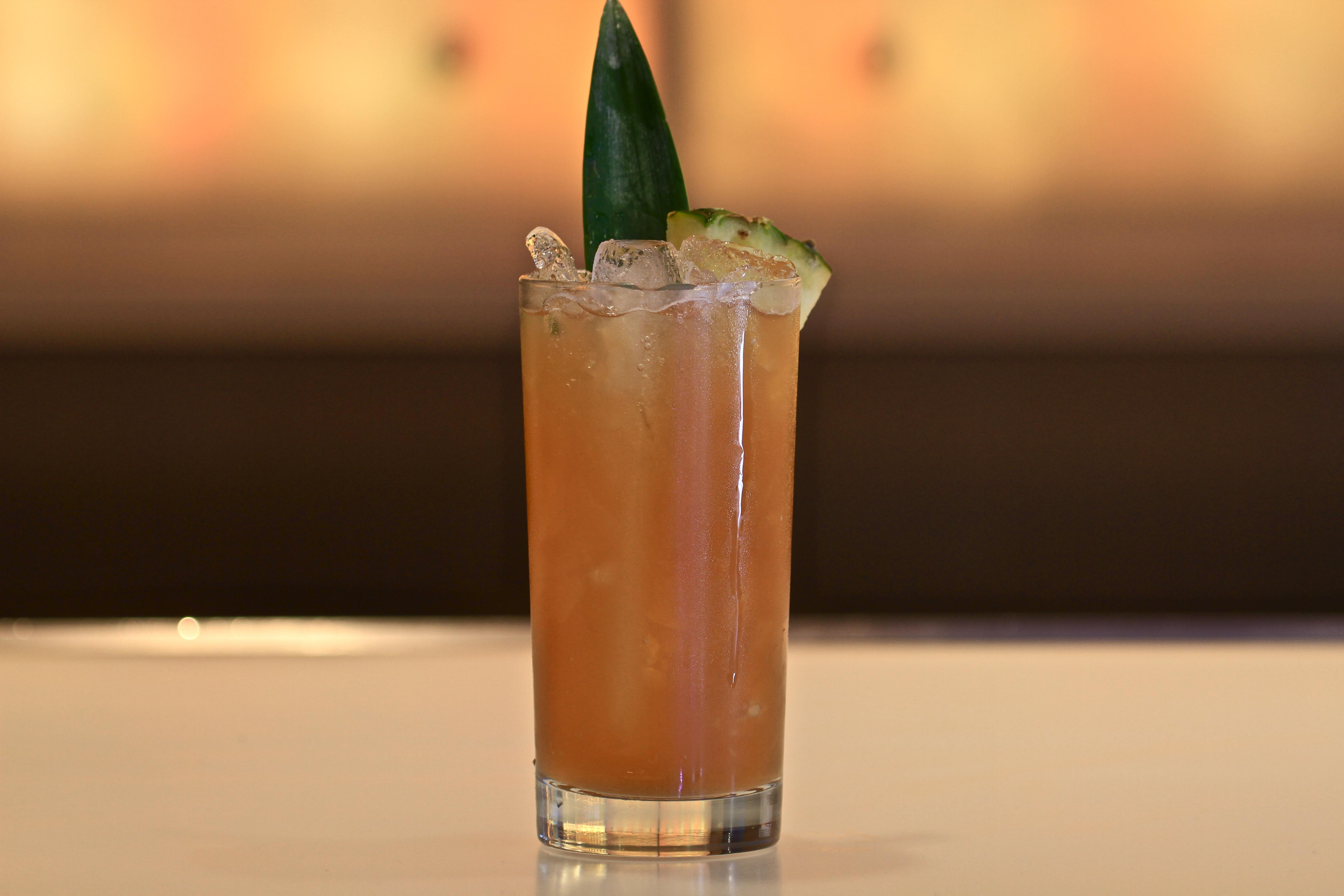 Pineapple Almond Margarita