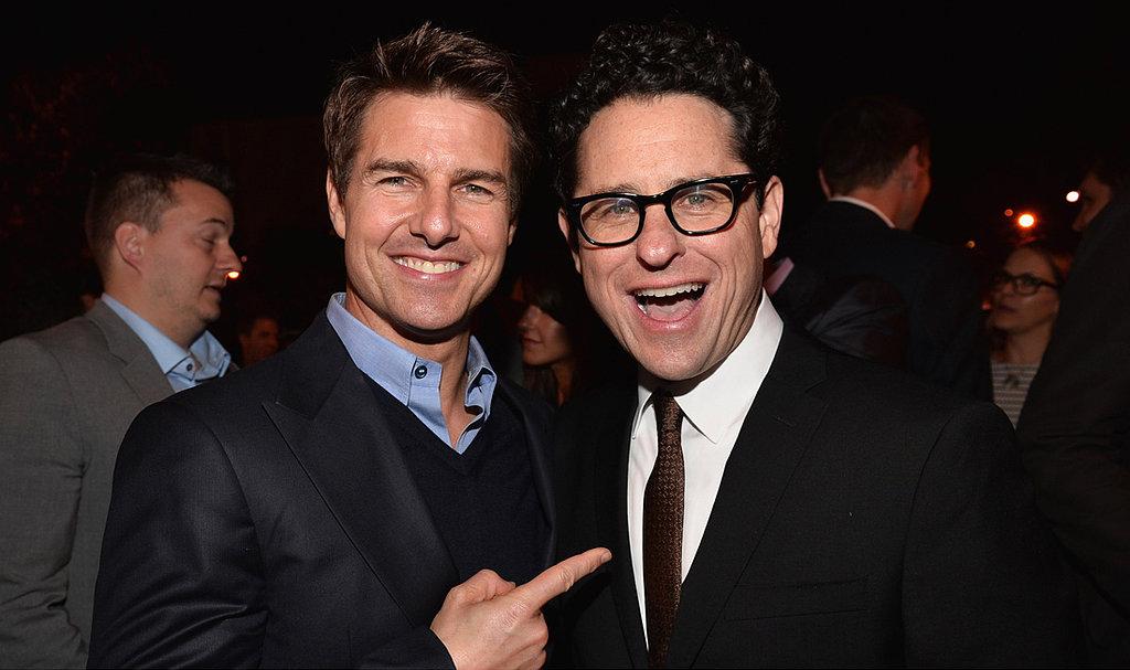Tom Cruise & JJ Abrams