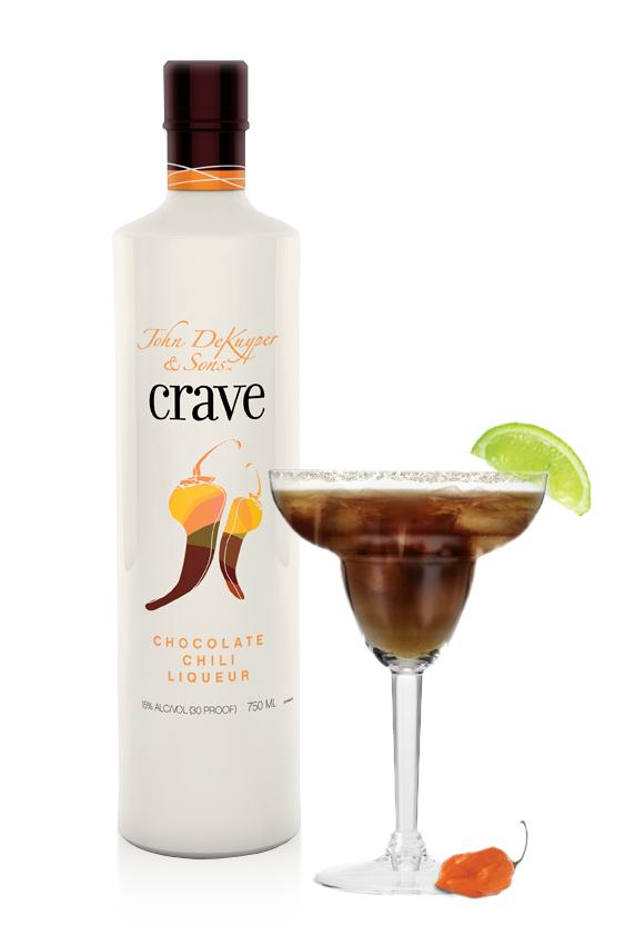 Crave Sweet & Spicy Margarita