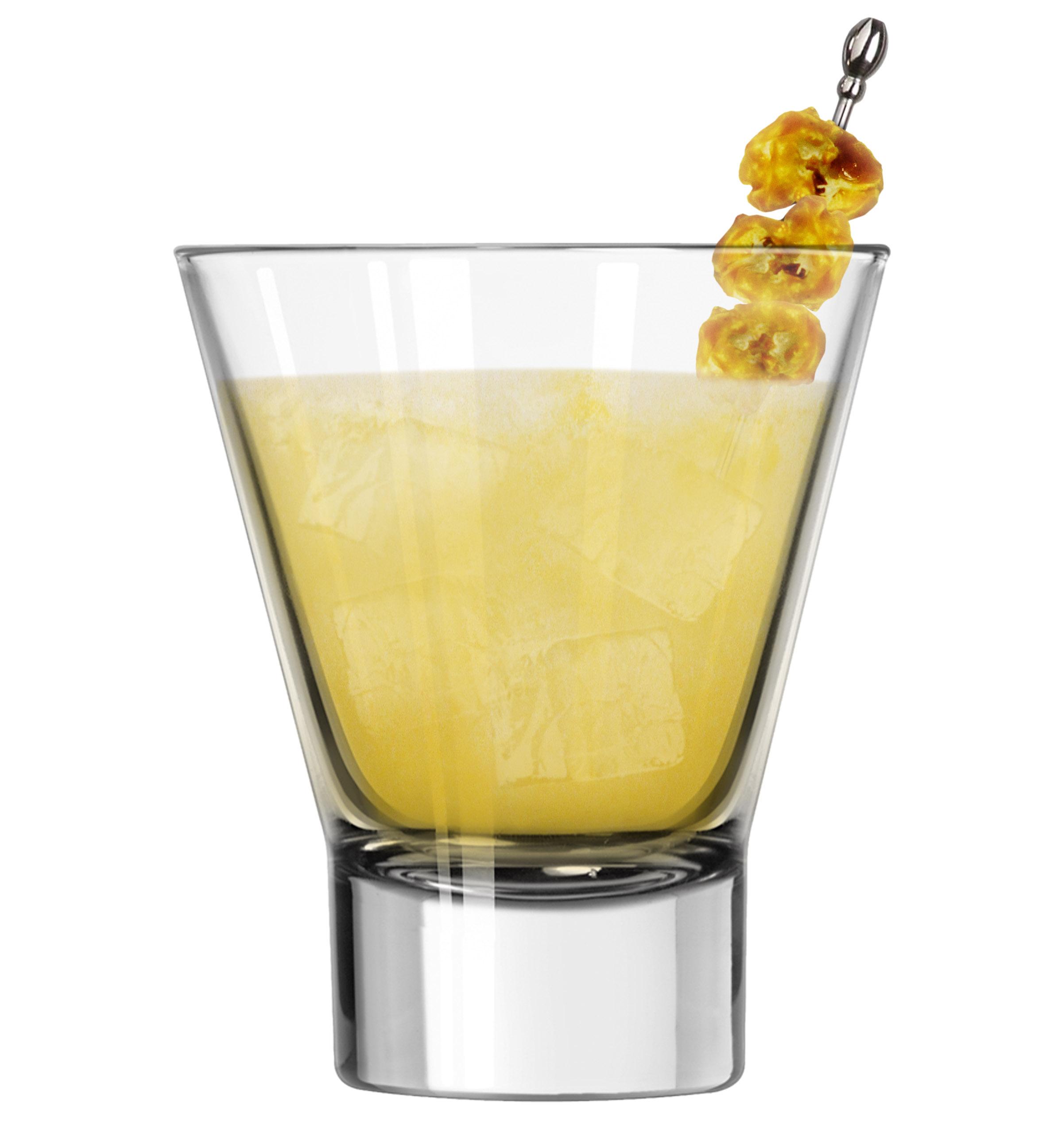 EFFEN Salted Caramel Popcorn Martini