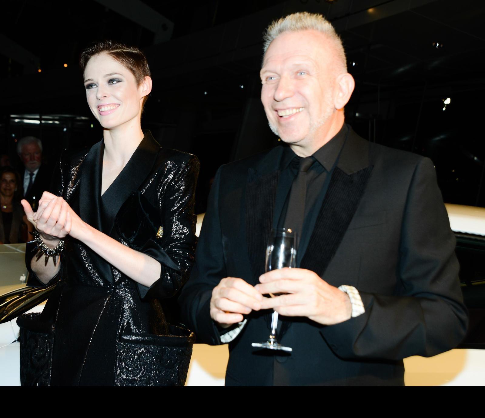 Coca Rocha & Jean Paul Gaultier
