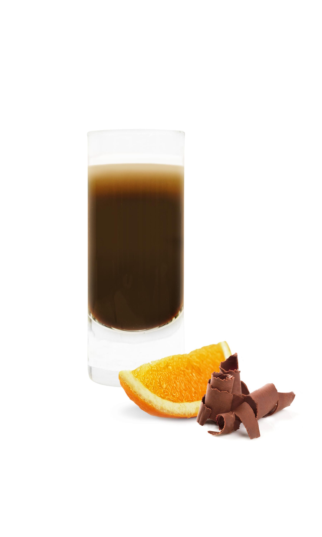 CRAVE Orange Truffle Delight