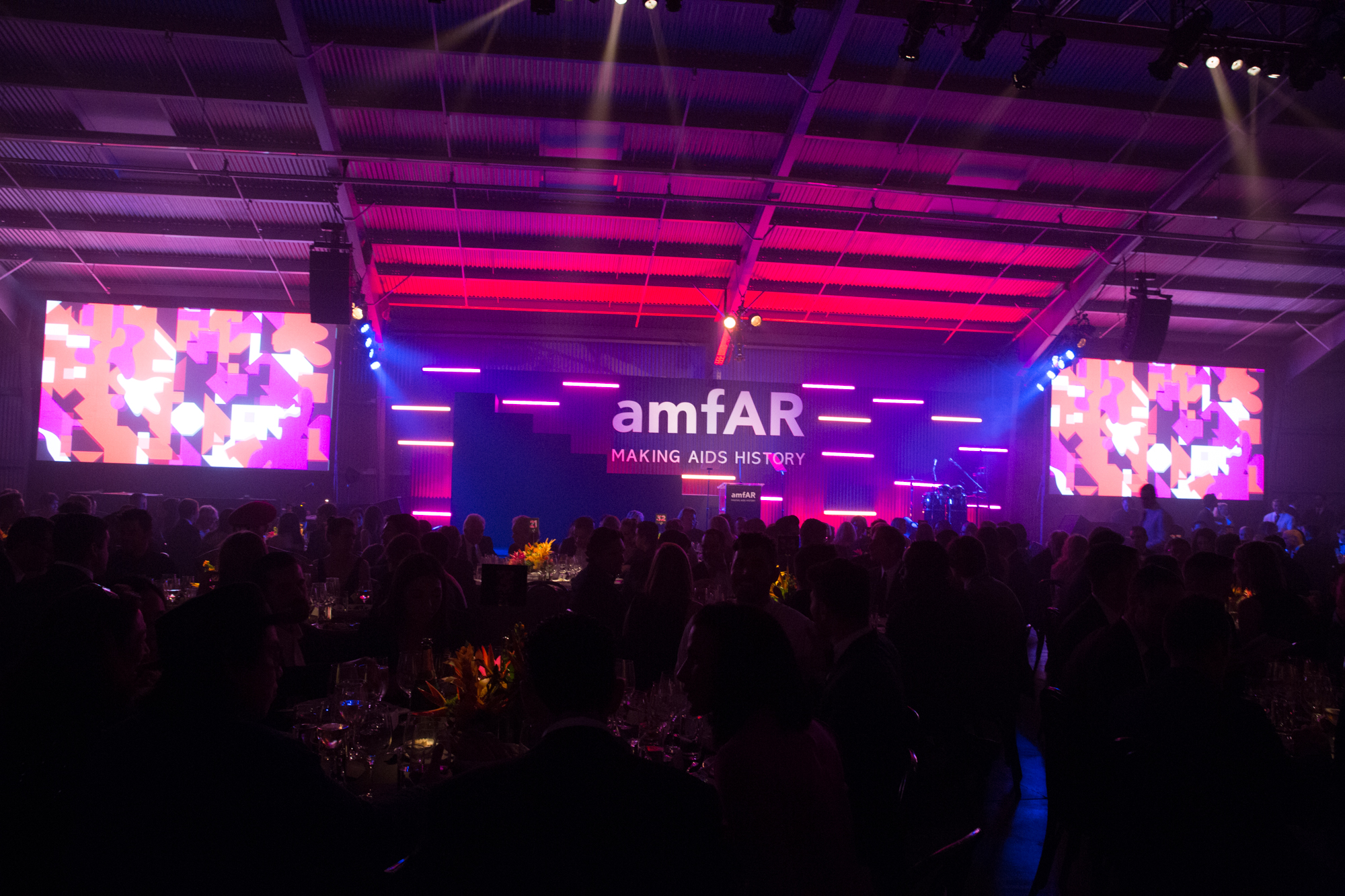 Amfar Inspiration Gala LA