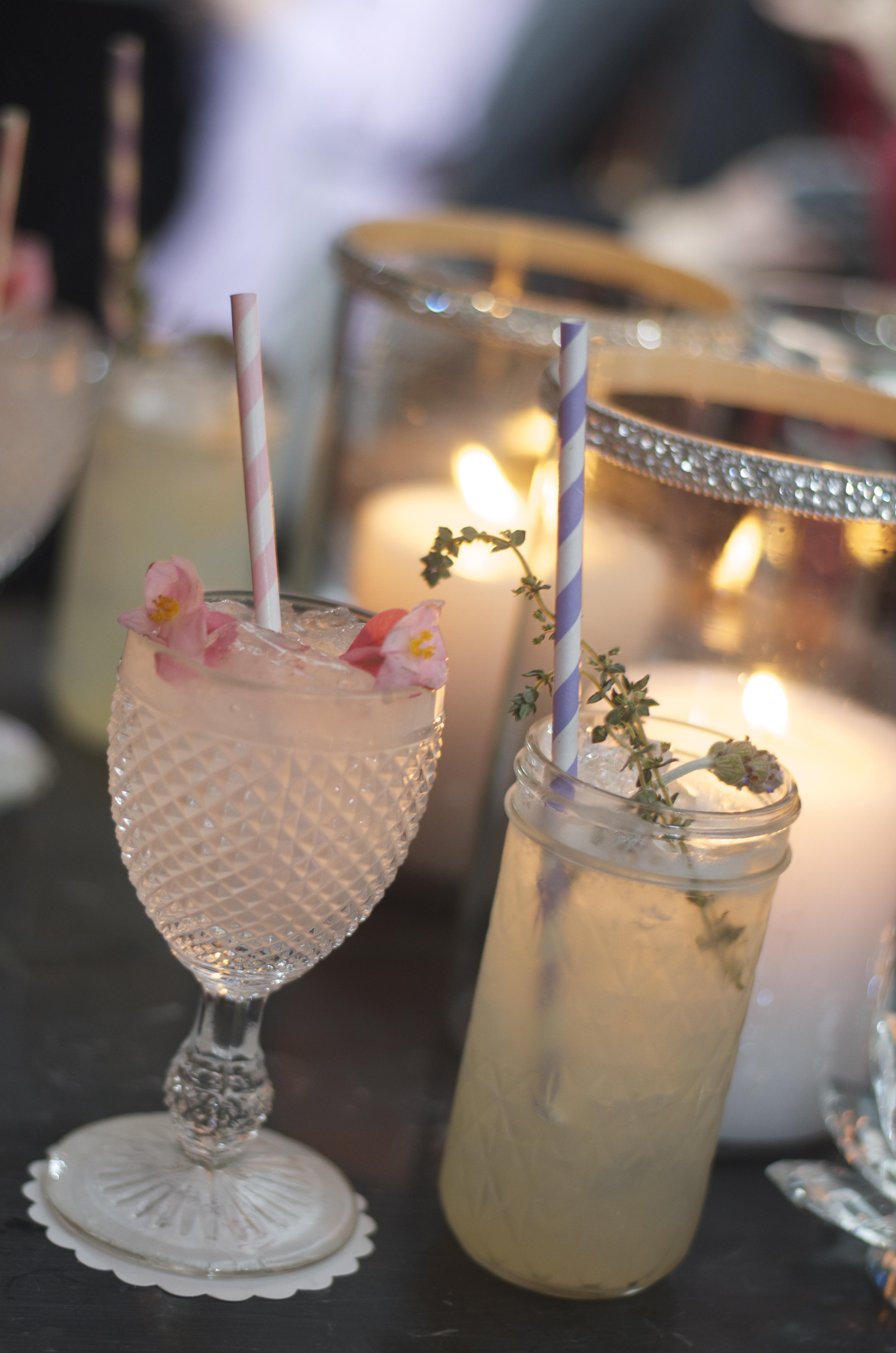 Pretty in Pink Lemonade