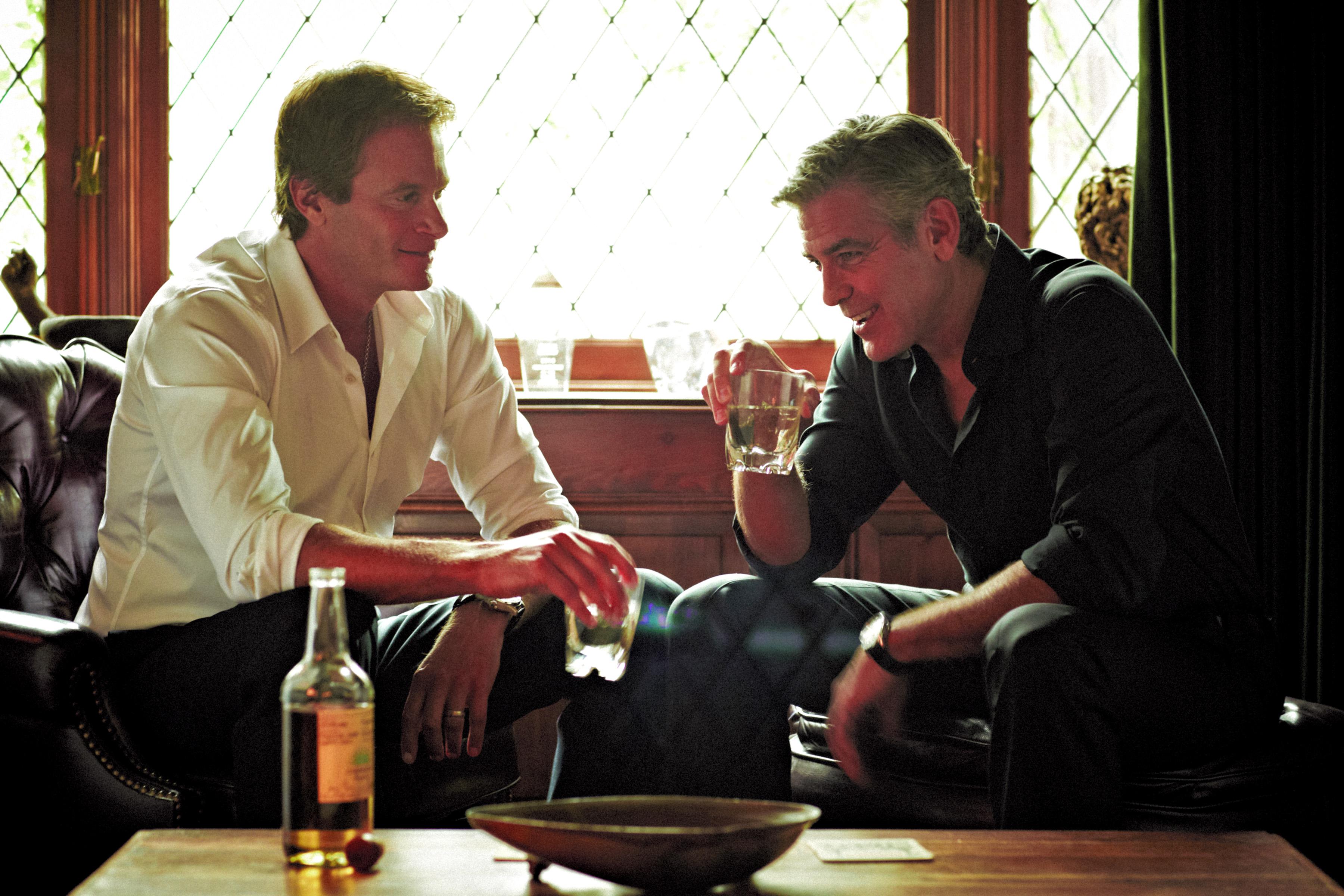 Casamigos Tequila Founders Rande Gerber & George Clooney