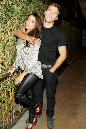 Brittany Brousseau & Scott Eastwood