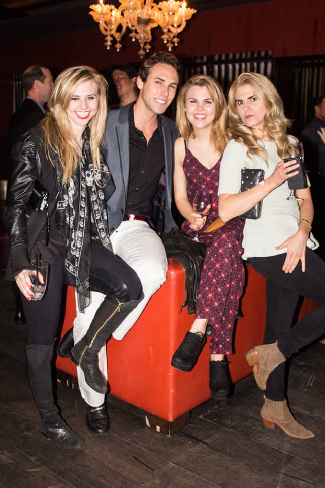 Cassie Brooksbank, &&&&, Mandi Brooksbank, Bonnie Brooksbank, Tipsy Nights with TENTACLE 8 at Riviera 31, Beverly Hills, CA