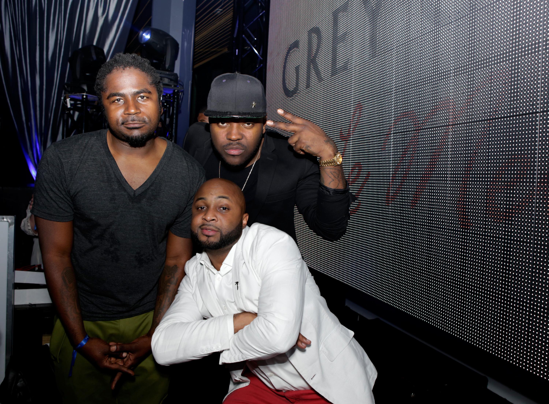 DJ Orator, DJ Sean Mac, and Orian Williams - Grey Goose Le Melon Kicks Off Essence Music Festival With Common At Eiffel
