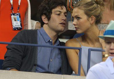 Model Karlie Kloss and boyfriend