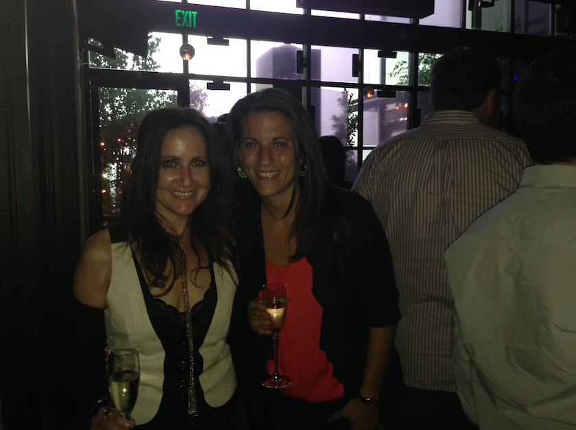 Bonnie Chi, Ali Sarafoglou - STK Los Angeles #SocialSeries