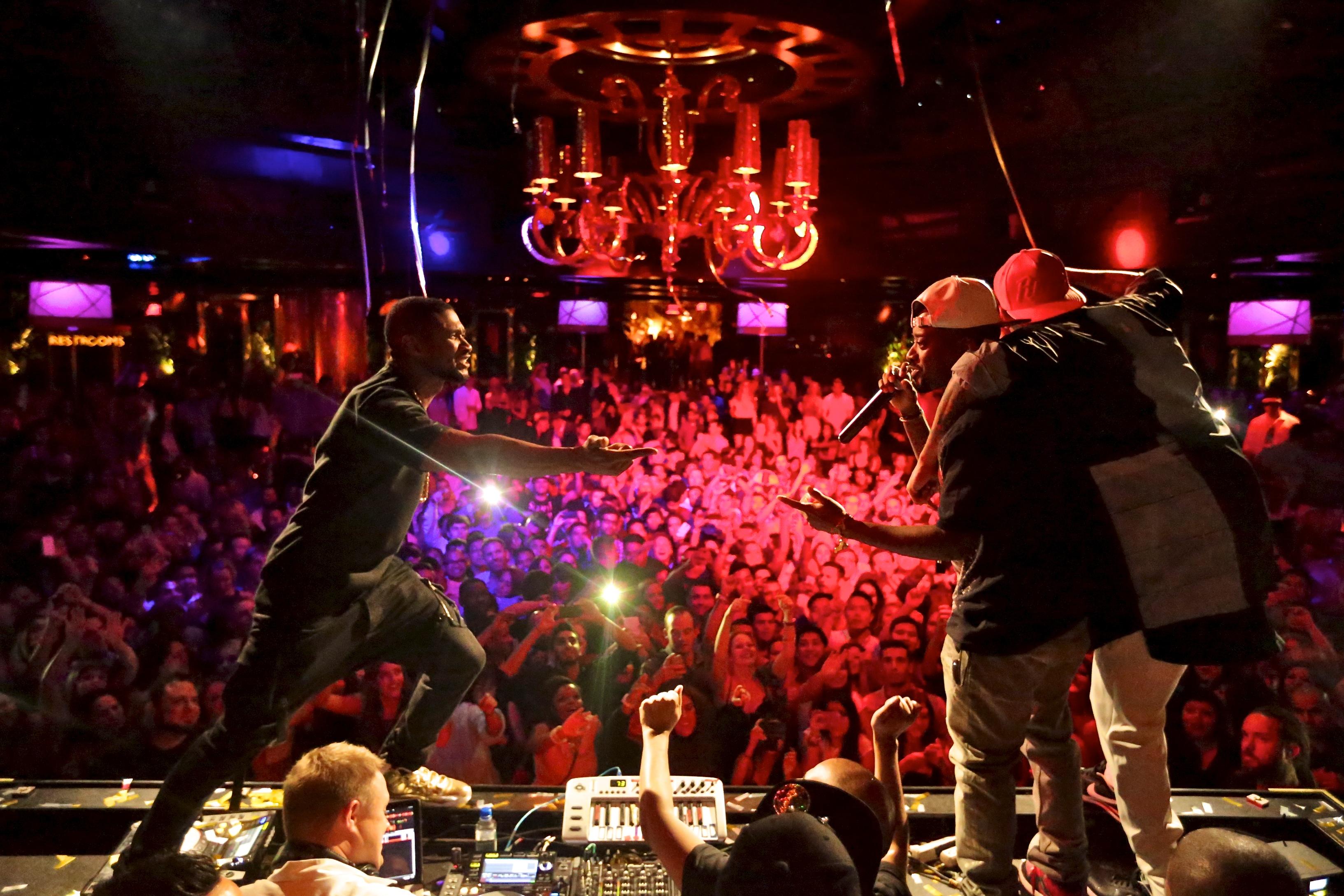Usher & Jermaine Dupri
