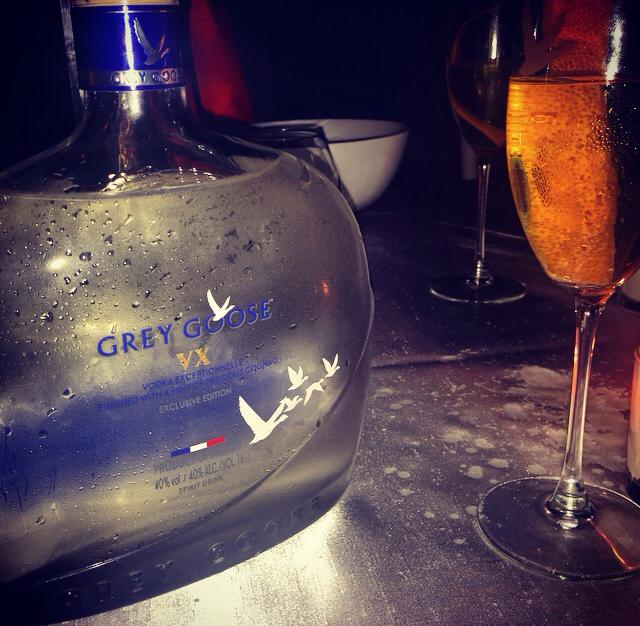 GREY GOOSE VX dinner