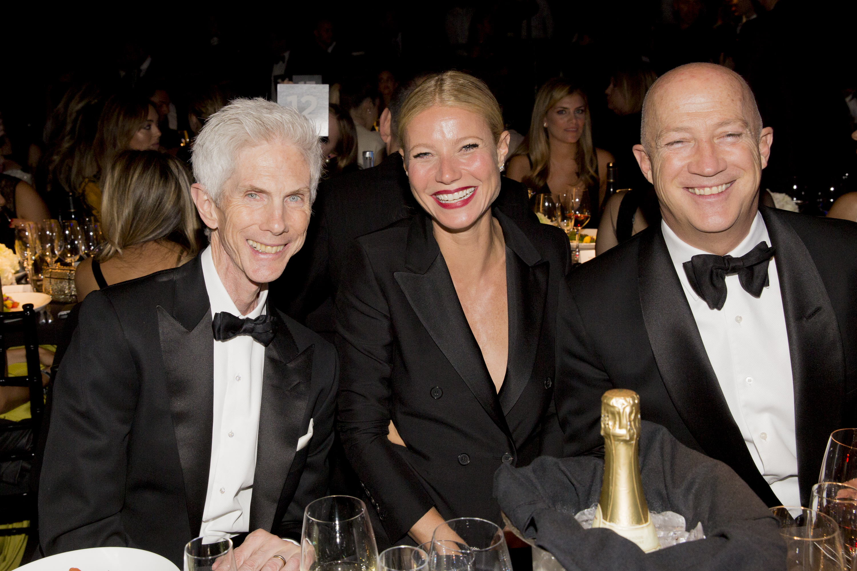 Richard Bucklet & Gwyneth Paltrow - amfAR Inspiration Gala with BELVDERE VODKA