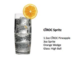 CIROC Spritz