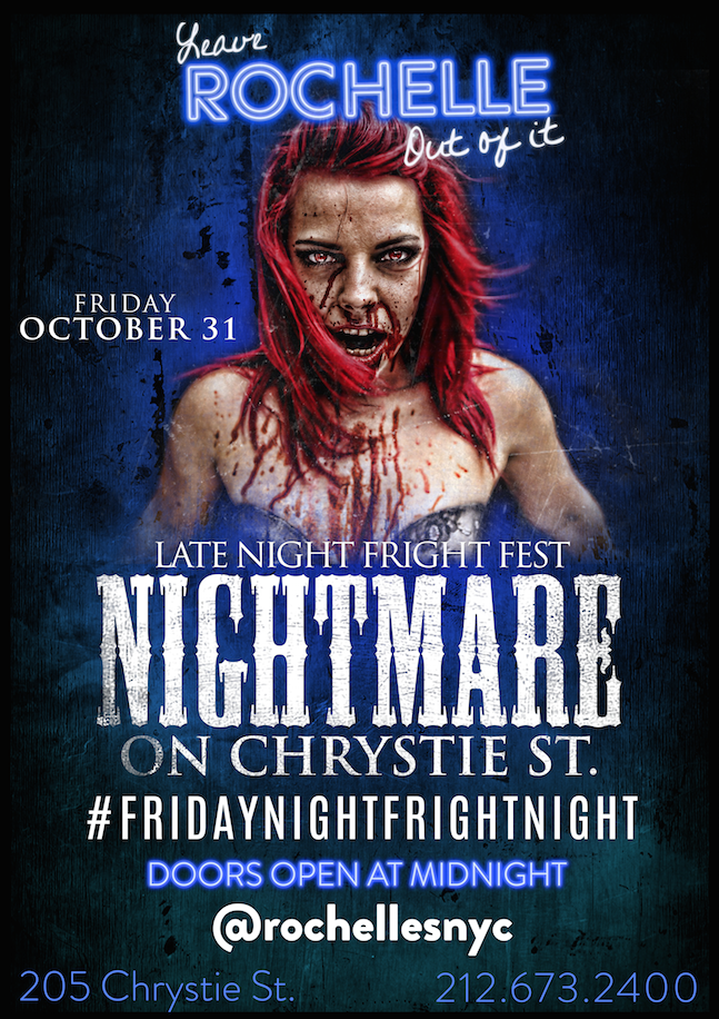 Nightmare on Chrystie Street