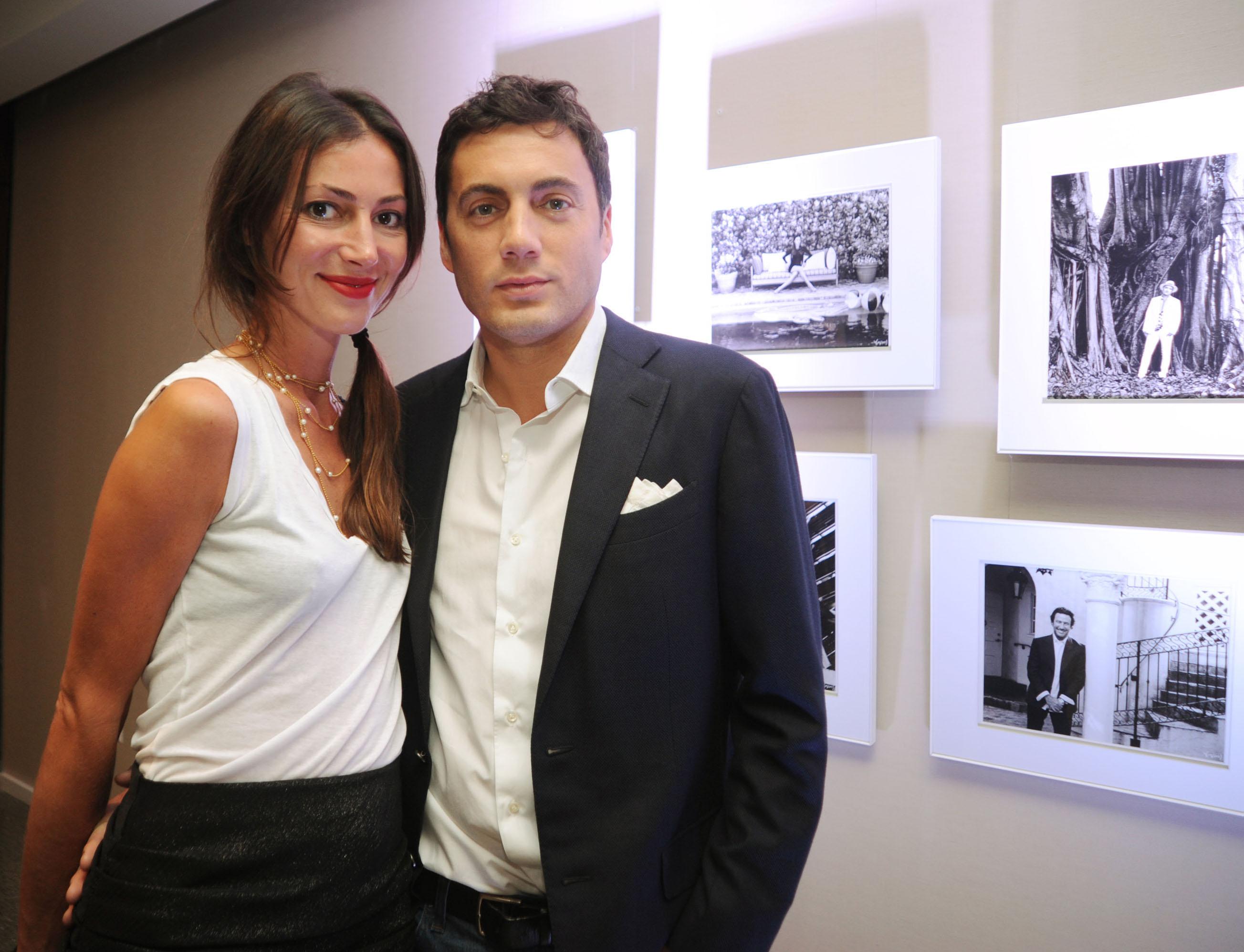 Martina Borgomanero Basabe & Fabian Basabe 1