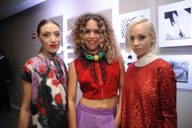 Mia Moretti, Cleo Wade, & Margot