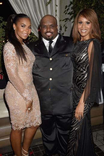Ashanti, Cee Lo Green, & Deborah Cox