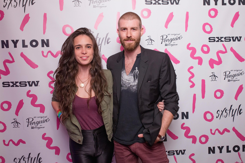 Chelsea Tyler & Jon Foster - NYLON Presents SXStyle Official Closing Party