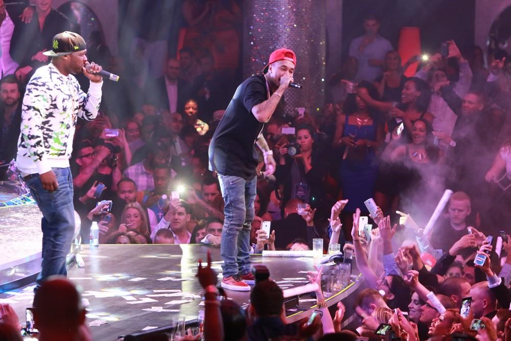 Tyga & 50 Cent