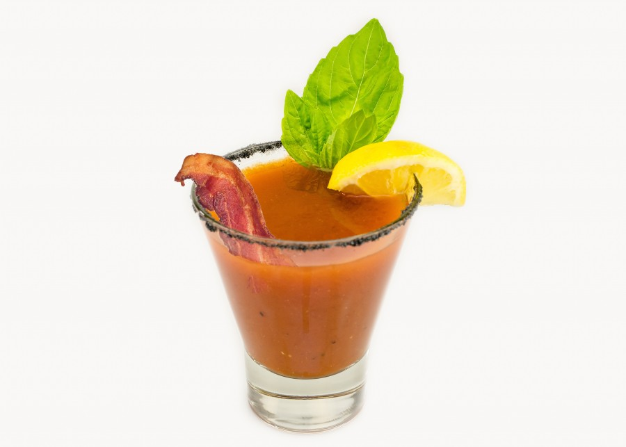 Basil Hayden's Bourbon Mary
