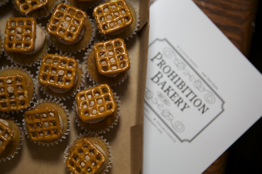 Prohibition Bakery Boozy Cupcakes