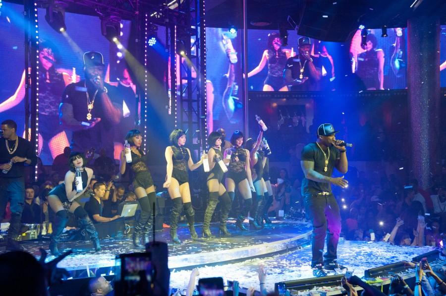 50 Cent at DRAI'S Las Vegas