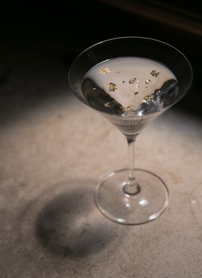 Moneypenny Martini