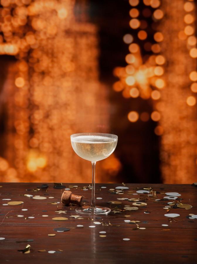 SAUZA's Tequila Sparkler