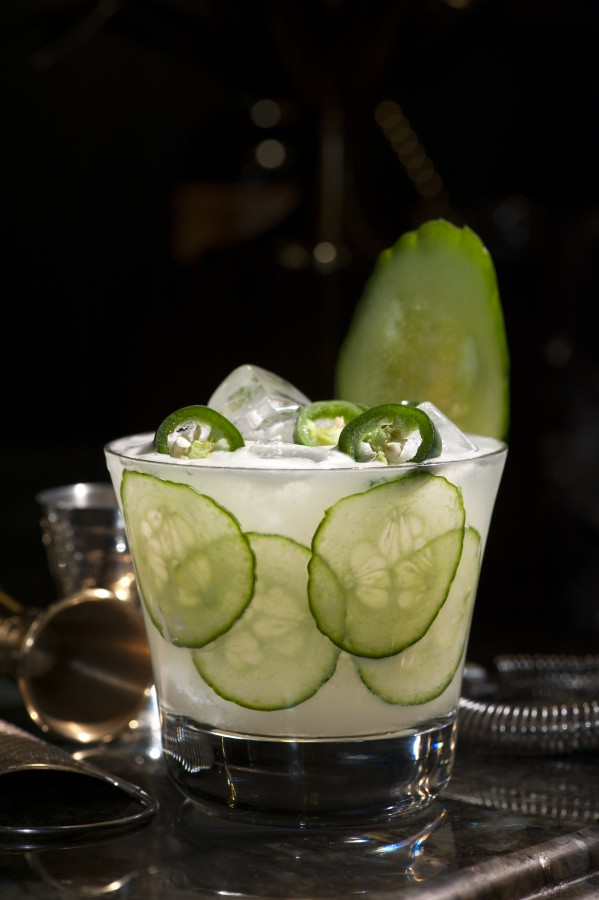 Casamigos Spicy Cucumber Jalapeno Margarita