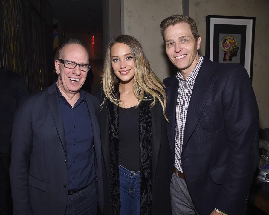 Rich Wolfe, Hannah David & Patrick Whitesell