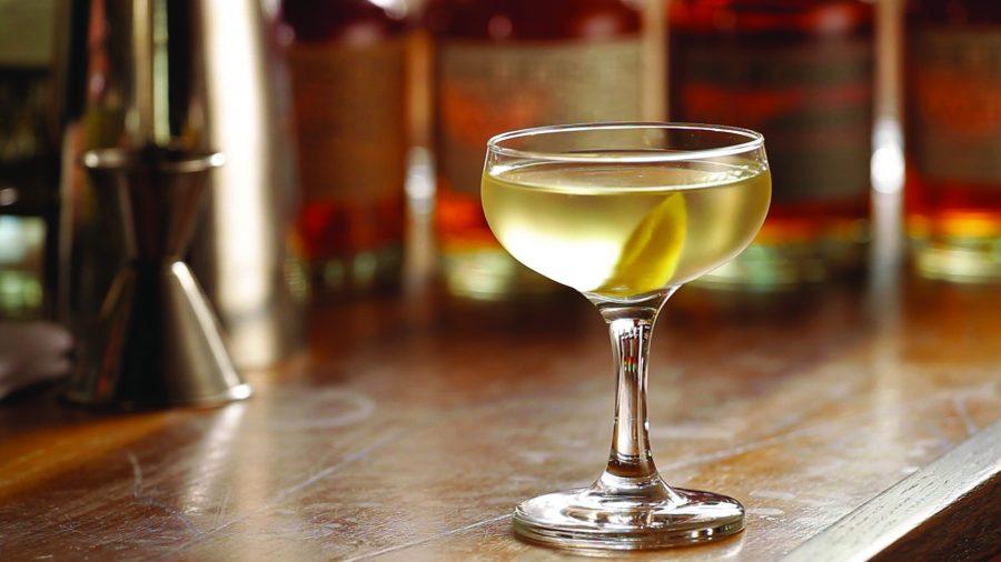 Hudson Whiskey White Manhattan