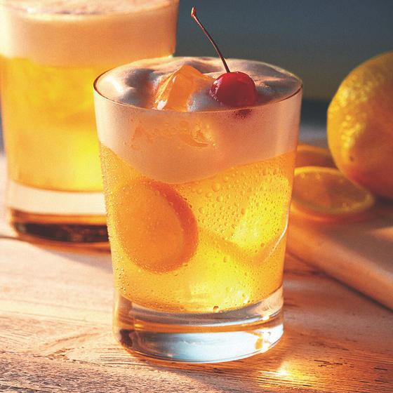 Jim Beam Bourbon Sour