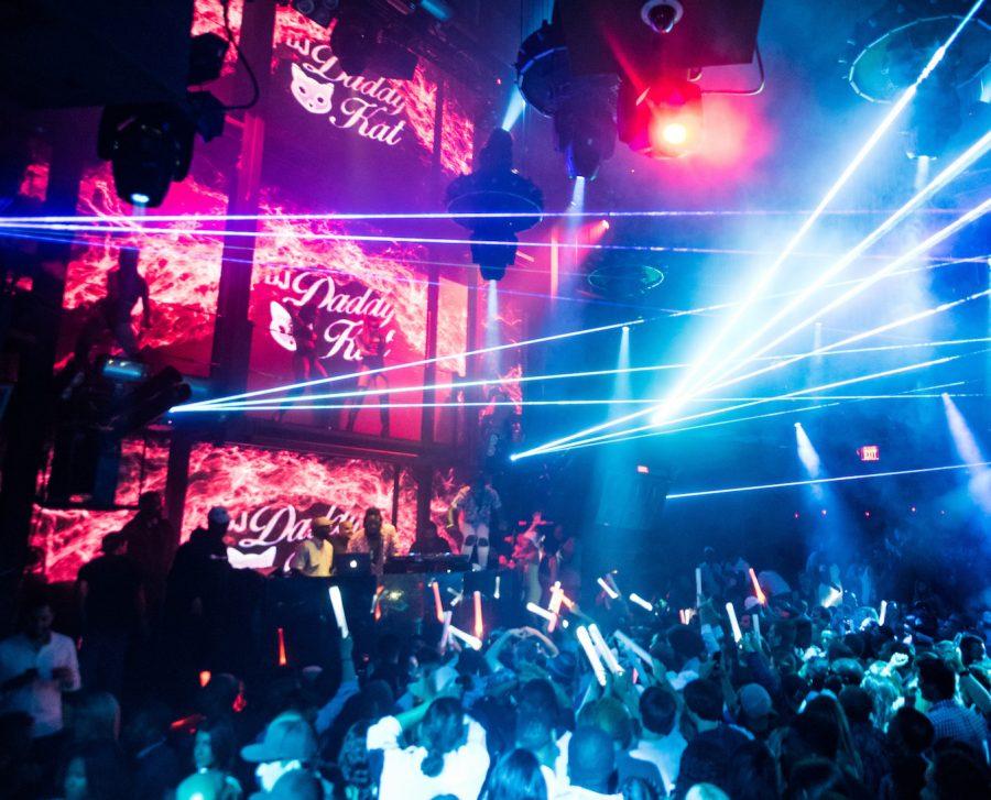 DJ Daddy Kat at Marquee Las Vegas