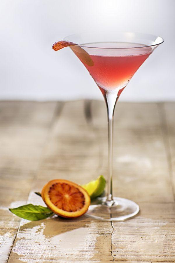 Solerno Blood Orange Cosmopolitan