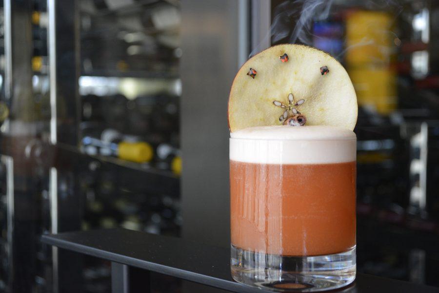 Raise Your Spirits Cocktail
