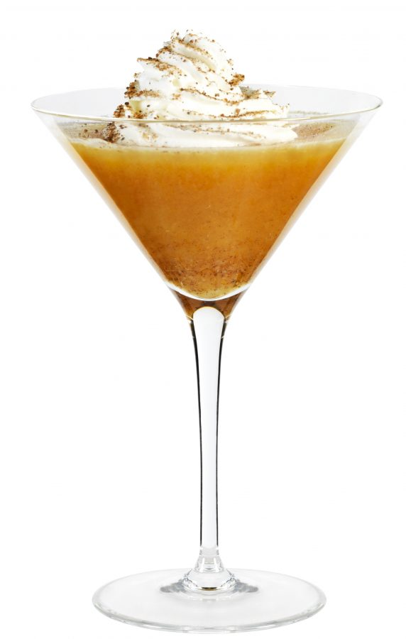 Cruzan Pumpkin Pie Martini