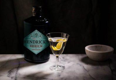 Hendrick's Gin O