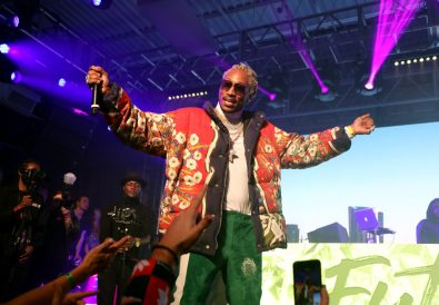 ATLANTA, GEORGIA - FEBRUARY 02: Future performs at The Maxim Big Game Experience at The Fairmont on February 02, 2019 in Atlanta, Georgia. (Photo by Jerritt Clark/Getty Images for Maxim )