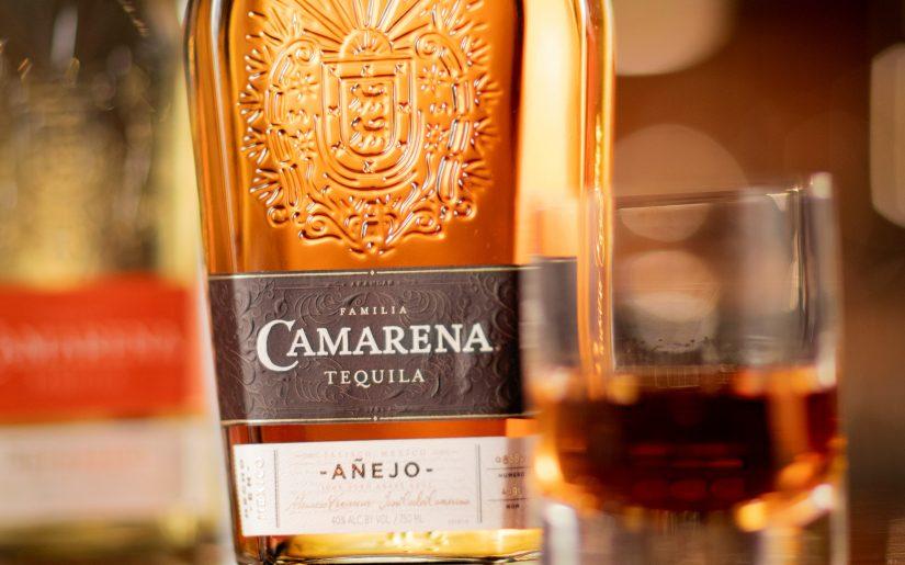 Camarena Anejo Tequila